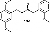 25H-NBOMe (hydro<wbr>chloride) (CRM)