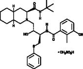 Nelfinavir (mesylate)