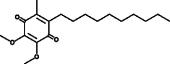 Decylubiquinone
