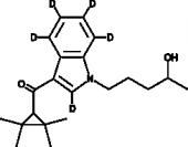 UR-<wbr/>144 N-<wbr/>(4-<wbr/>hydroxypentyl) metabolite-<wbr/>d<sub>5</sub>