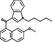 JWH 081 7-<wbr/>methoxynaphthyl isomer
