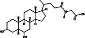 Glycohyodeoxycholic Acid