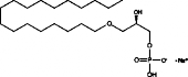 1-<wbr/>Octadecyl Lyso<wbr/>phosphatidic Acid (sodium salt)