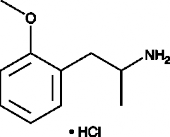 2-<wbr/>Methoxyamphetamine (hydro<wbr>chloride)