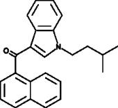 JWH 018 N-<wbr/>(3-<wbr/>methylbutyl) isomer