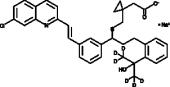 Montelukast-d<sub>6</sub> (sodium salt)