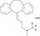 Amitriptyline<wbr/>-d<sub>3</sub> (hydro<wbr/>chloride) (CRM)