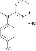 S-<wbr/>ethyl N-<wbr/>[4-<wbr/>(trifluoromethyl)phenyl] Isothiourea (hydro<wbr>chloride)