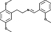 25H-<wbr/>NBOMe imine analog