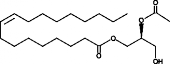 1-<wbr/>Oleoyl-<wbr/>2-<wbr/>acetyl-<wbr/><em>sn</em>-<wbr/>glycerol