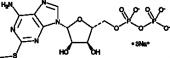 2-Methylthio<wbr/>adenosine diphosphate (sodium salt)