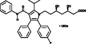 Atorvastatin (calcium salt hydrate)