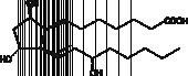 8-<wbr/><em>iso</em> Prostaglandin F<sub>1β</sub>