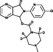 Zopiclone-d<sub>4</sub>