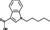 PB-<wbr/>22 3-<wbr/>carboxyindole metabolite