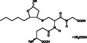 4-<wbr/>hydroxy Nonenal Glutathione (trifluoro<wbr/>acetate salt)