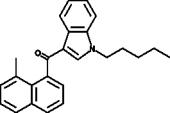 JWH 122 8-<wbr/>methylnaphthyl isomer