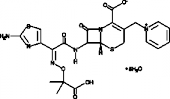 Ceftazidime (hydrate)