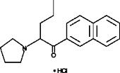 Naphyrone (hydro<wbr>chloride) (exempt preparation)