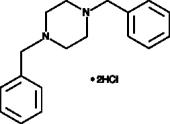 1,4-<wbr/>Dibenzylpiperazine (hydro<wbr>chloride)