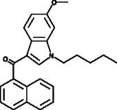 JWH 018 6-<wbr/>methoxyindole analog