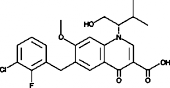 Elvitegravir