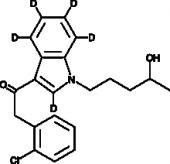JWH 203 N-<wbr/>(4-<wbr/>hydroxypentyl) metabolite-<wbr/>d<sub>5</sub>