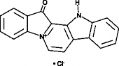 Fascaplysin (chloride)
