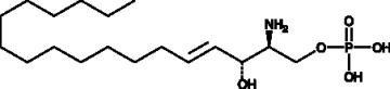 Sphingosine-<wbr/>1-<wbr/>phosphate (d18:1)