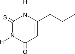 Propyl<wbr/>thiouracil