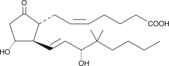 16,16-<wbr/>dimethyl Prostaglandin E<sub>2</sub>