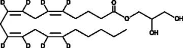 1-Arachidonoyl-d<sub>8</sub>-<em>rac</em>-glycerol