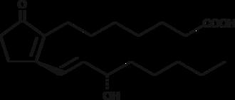 Prostaglandin B<sub>1</sub>