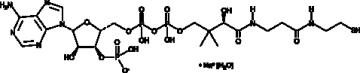 Coenzyme A (sodium salt hydrate)