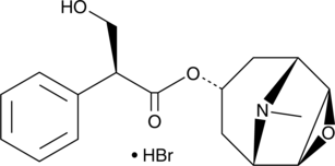 Scopolamine (hydrobromide)