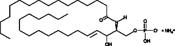 C16 Ceramide-1-<wbr/>phosphate (d18:1/16:0) (ammonium salt)