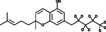 (±)-Cannabichromene-d<sub>9</sub> (CRM)