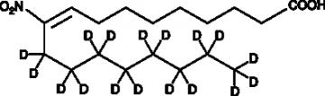 10-<wbr/>Nitrooleate-<wbr/>d<sub>17</sub>
