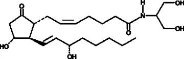 Prostaglandin E<sub>2</sub> serinol amide