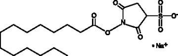 Sulfo<wbr/>succinimidyl Myristate (sodium salt)