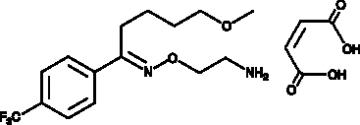 Fluvoxamine (maleate)