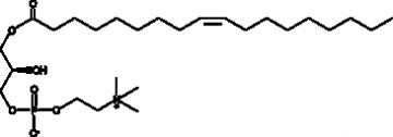 1-Oleoyl-2-hydroxy-<em>sn</em>-glycero-3-PC