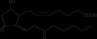 13,14-<wbr/>dihydro-<wbr/>15-<wbr/>keto Prostaglandin D<sub>2</sub>