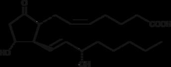 Prostaglandin E<sub>2</sub>