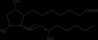 Prostaglandin F<sub>1α</sub>