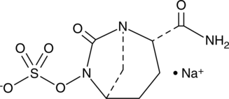 Avibactam (sodium salt)
