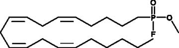 Methyl Arachidonyl Fluoro<wbr/>phosphonate