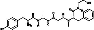 DAMGO (trifluoroacetate salt)