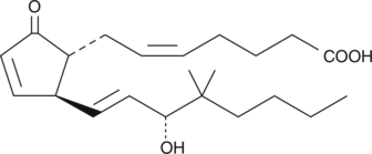16,16-<wbr/>dimethyl Prostaglandin A<sub>2</sub>