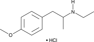 N-ethyl-4-Methoxy<wbr/>amphetamine (hydro<wbr>chloride)